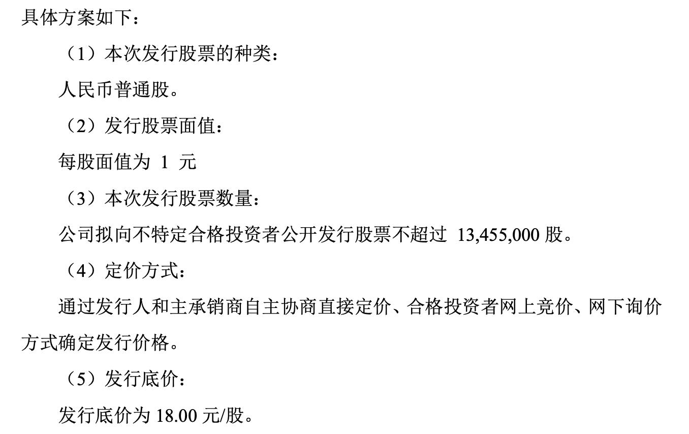 金润股份精选层拟发行方案.png